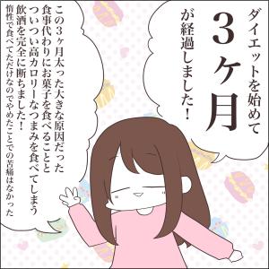 08 ダイエット記録【体型比較写真有り】