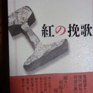 中村猛虎第一句集「紅の挽歌」を読む(1)
