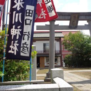 氷川神社句会