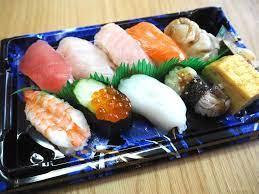 手抜き寿司
