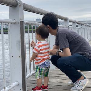 息子サニー1歳半とデートしました