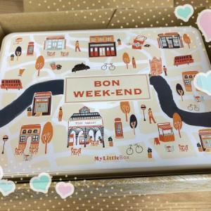 マイリトルボックスMy Little Box10月号届いた!旅行テーマのBOX