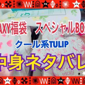 ラクシー福袋「RAXY スペシャルBOXクール系Tulip」中身ネタバレ