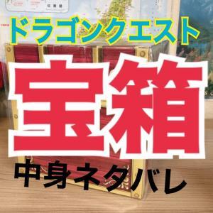イオンブラックフライデー ドラクエ宝箱購入!中身ネタバレ