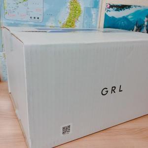 GRL福袋を購入9回目【2021年1月到着】中身ネタバレ