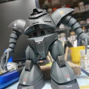 HG ゴッグ 【4】完成ッ!!!!!