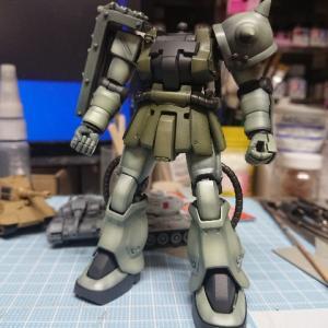 HG MS-06F-2 ZAKUⅡF2 【3】