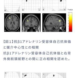 2抗自律神経受容体抗体価