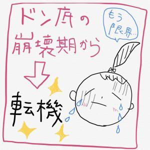 プロローグ③崩壊期→運命の転機