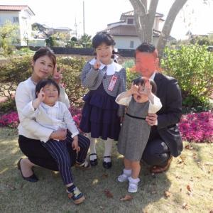 ★娘、母校に入学★