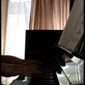 アラベスク第一番弾いてみた!初クラシック曲演奏アップ