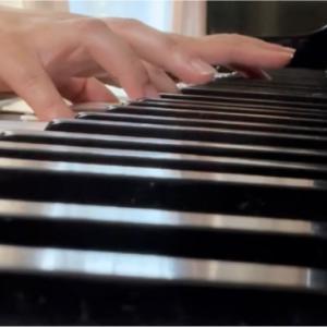 ピアノの発表会で失敗しても止まらずに弾けますか?