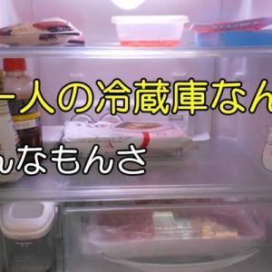 冷蔵庫 おひとり様仕様(おやじの恋快適化計画)