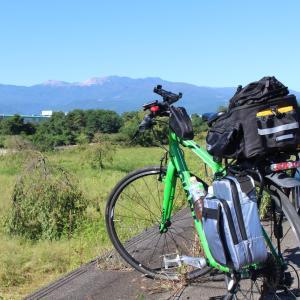 山道サイクリングと大出費