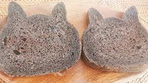 雑談:おすそ分けでもらった猫型パン