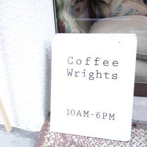 ※ Coffee Wrights 蔵前 ※ 自家焙煎コーヒー専門店/@東京 蔵前