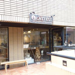 ※ LATTEST OMOTESANDO Espresso Bar ラテ※/@東京 表参道