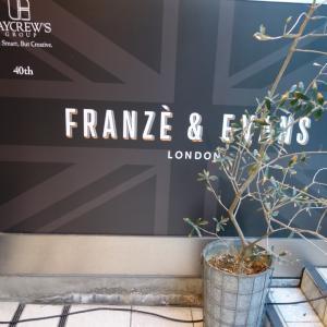 ※FRANZE & EVANS LONDON  表参道店 ロンドンスイーツ※ /@東京 表参道