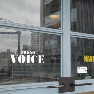 ※made in 10 ※ Tokyo VOICEのNAVI cafe※東京 日本橋