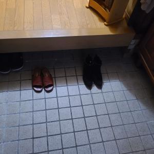 父の靴と忘れ物