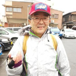3月例会 優勝 星○さん(国府津海岸)