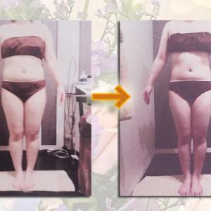 ハイパーナイフダイエット「20代女性:体重-7.2kg 体脂肪率-2達成」