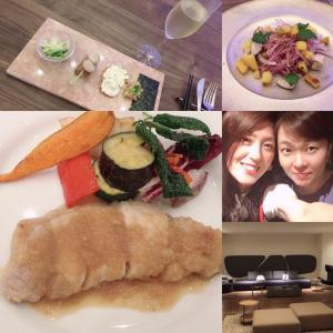 【札幌MODAビル】THE 4th PLACEザ フォース プレイスでのお食事