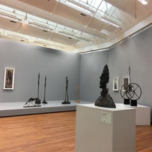 ジャコメッティを常設展で見る。おすすめの美術館 in スイス