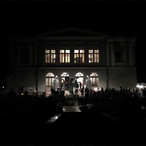 ミュージアムを巡る夜 〜 Museumsnacht in St. Gallen 〜