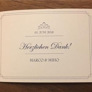 スイスの結婚式事情〜ご祝儀編〜