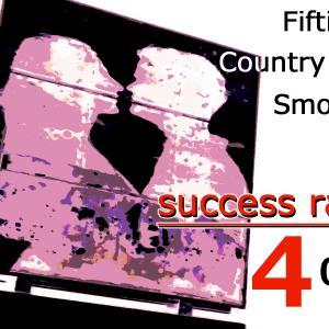 ∈ 出会い系総合:出会い系における「50代・田舎暮らし・喫煙者」の勝率は約4%(暫定)