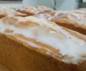 サツマイモのバターケーキ