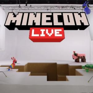 【マイクラ】MINECON LIVEが9月29日に開催決定!最新アップデート情報やバイオーム投票、Earthについてなど