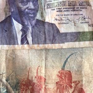 ケニア11日間のかかった費用総額はいくら!?