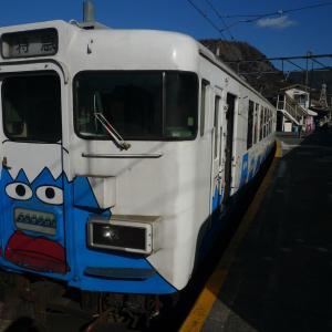 夫婦で全線完乗 2010年1月 身延線・富士急 富士山一周