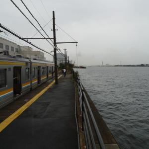 夫婦で全線完乗 2010年6月 川崎大師と鶴見線