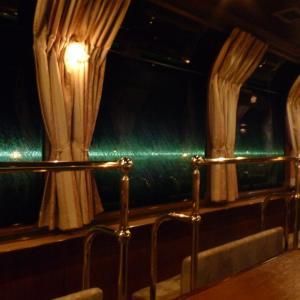 ディナー後のお楽しみ 夫婦で全線完乗 2010年10月 トワイライトで小樽へ -6