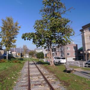 小樽をお散歩 夫婦で全線完乗 2010年10月 トワイライトで小樽へ -9