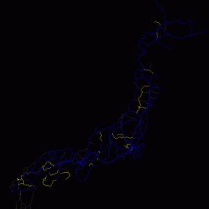 全線完乗の記録 2011年 総括