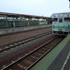 増毛からローカル線乗りつぶし 夫婦で全線完乗 2011年7月 天売・焼尻 -3(完)