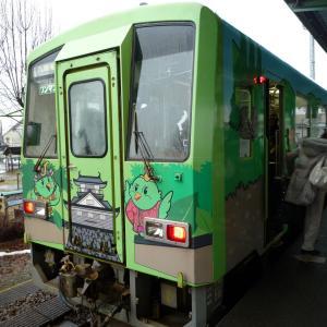 福井エリアから敦賀に転戦 夫婦で全線完乗 2012年12月 北陸乗りつぶし -2