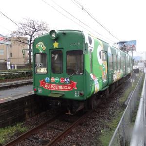 雨の熊本で乗りつぶし 夫婦で全線完乗 2013年4月 南九州-3