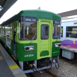 西鉄と周辺路線を完乗 2013年10月 北九州乗りつぶし -4(完)