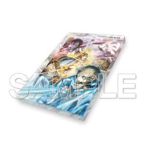 【SAOグッズ】「SAOアリシゼーション」をテーマとしたアクリルマグネット各種が登場!