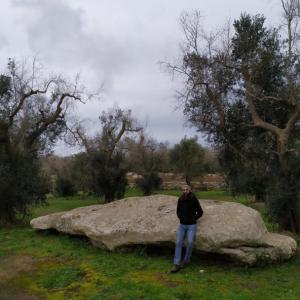 摩訶不思議 巨石支石墓ドルメンを訪ねて その2