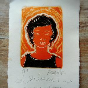 レッチェの若き版画アーティスト