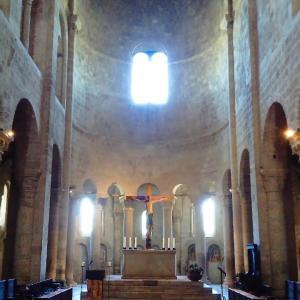 心洗われるサン・タンティモ修道院
