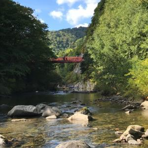 定山渓温泉の「自然の魅力」を見てある記!