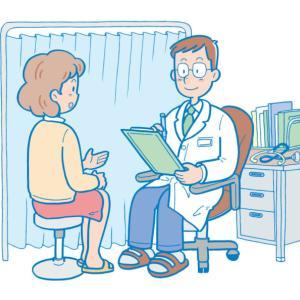 私は危ないお年頃!子宮がん検診にすすんで行きました!?