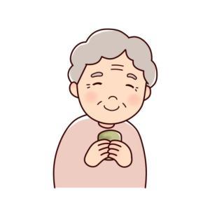 『敬老の日』母親にささやかな贈り物